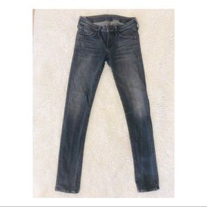 Citizens of Humanity size 25 grey skinny